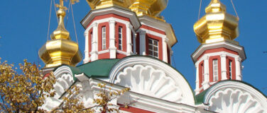 Храмы благочиния