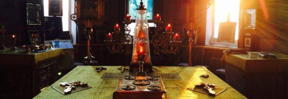История храма Святителя Николая ст. Гривенская